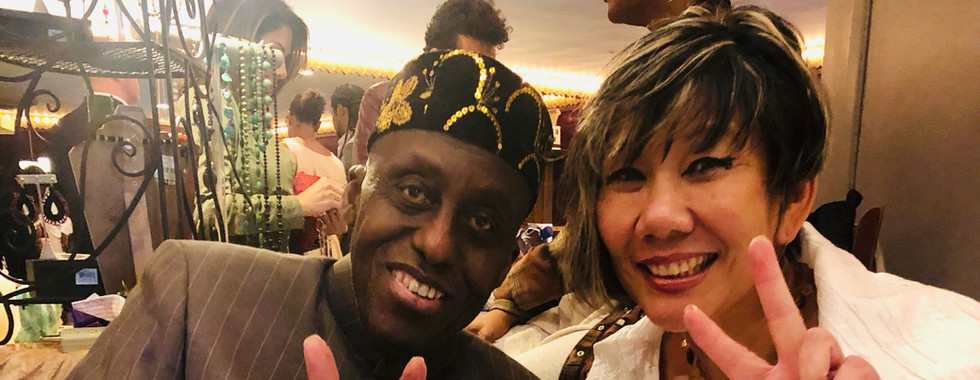 Bill Duke live in studio with Dr. Mariss