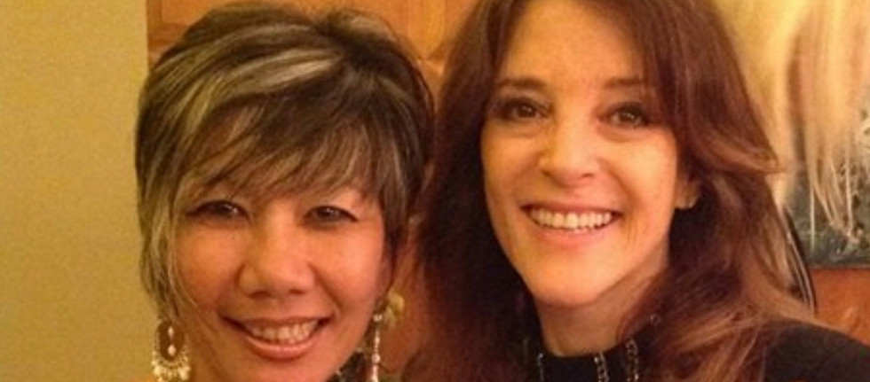 Marianne Williamson Return to Love and S