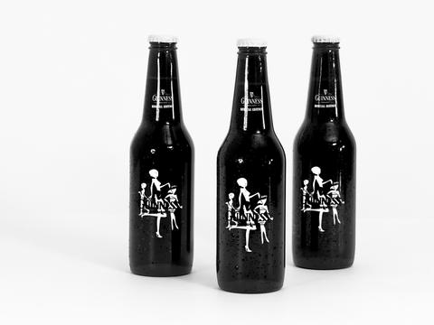 עיצוב מהדורה מוגבלת לבירה