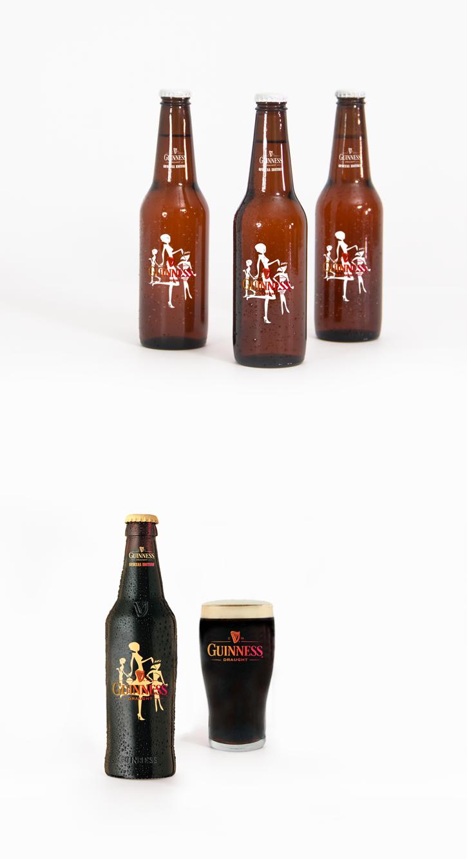 עיצוב תויות למשקה במהדורה מוגבלת