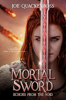Mortal Sword cover by Tairelei