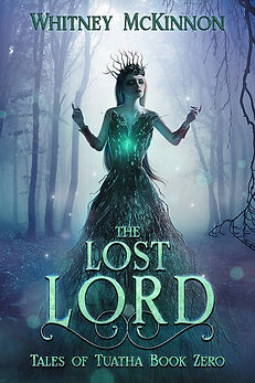 THE LOST LORD EBOOK cover by Tairelei