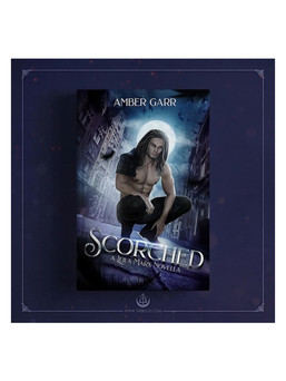Scorched cover by Tairelei