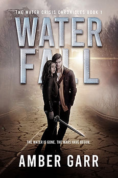 Waterfall cover by Tairelei