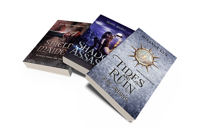 Multi genre Book Covers by Tairelei.png