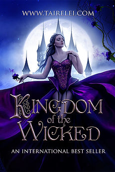Kingdom of the Wicked cover by Tairelei