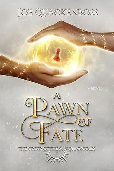 A Pawn of Fate cover by Tairelei