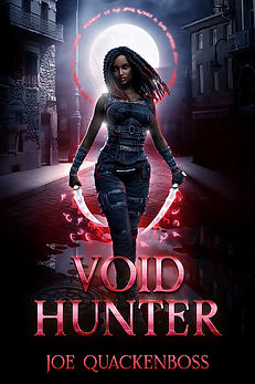 VOID HUNTER cover by Tairelei