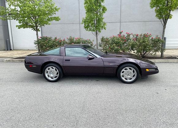 1992 Corvette ZR1