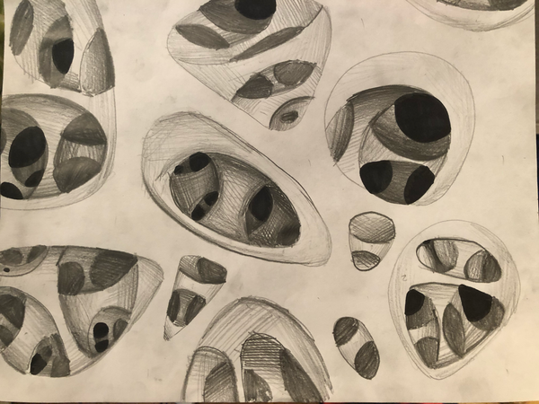 Layers and Holes value drawing (May 26,
