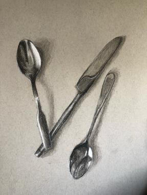 Silverware drawings (May 2, 2020 at 5:47