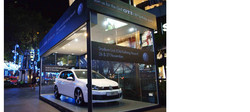 VW Pop Up Store