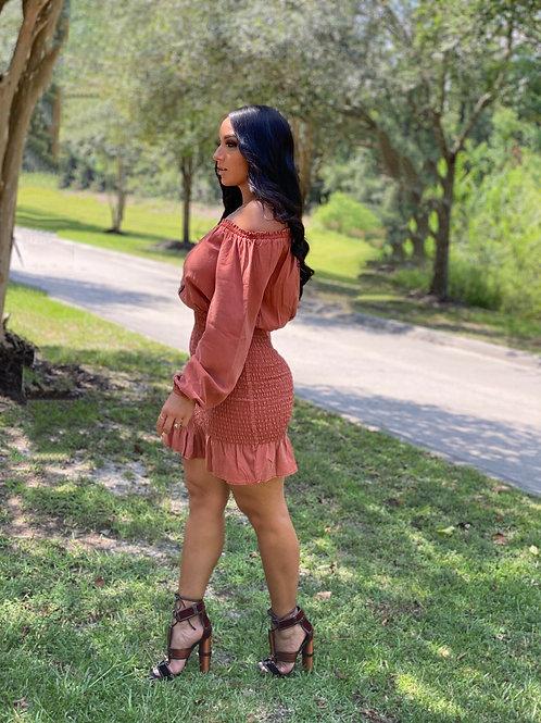A Fall Affair Dress