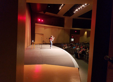 Tales of a Standup Comic: Bombing in Tucson