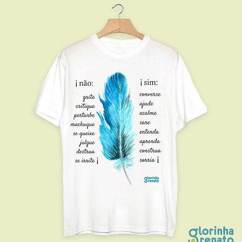 Camiseta-Chico, André, Nós e o Príncipe(infantil)