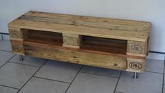 TV-Sideboard - Palettenmöbel