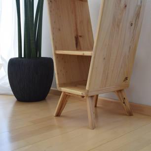 Kleinmöbel aus Altholz
