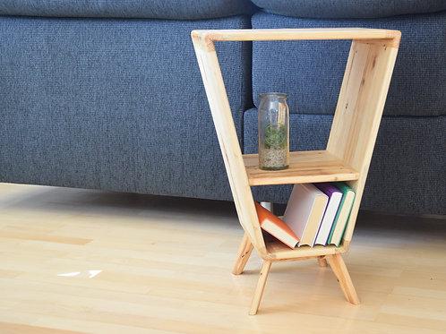 Beistelltisch/ Sidetable - Altholz Kleinmöbel