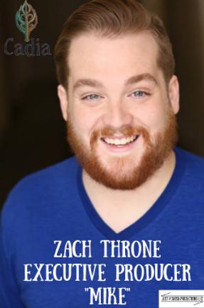 Zach Throne