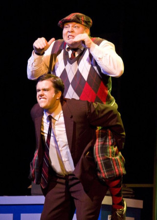 J.B. Biggley in How to Succeed