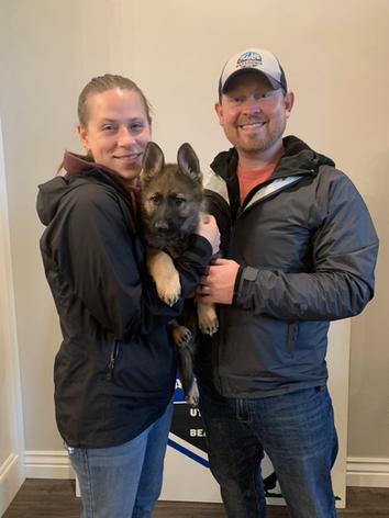 Congratulations Alexa & Ryan! (Minka)