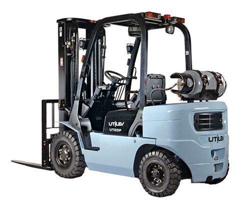 Utilev UT25P Warehouse Forklift