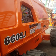 JLG 660SJ Telescopic Forklift
