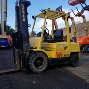 Hyster Warehouse Forklift