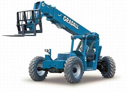 Gradall 534D 10-45