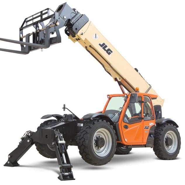 JLG G10-55A Telescopic Forklift