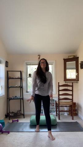 Mini yogabarre