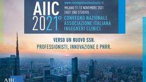 Partecipazione al XXI Convengo Nazionale AIIC