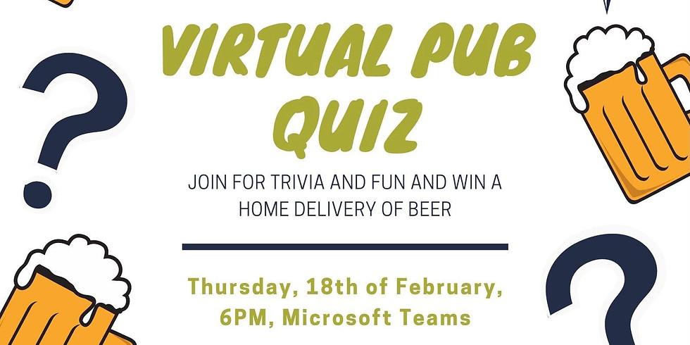 Centuria Online Pub Quiz