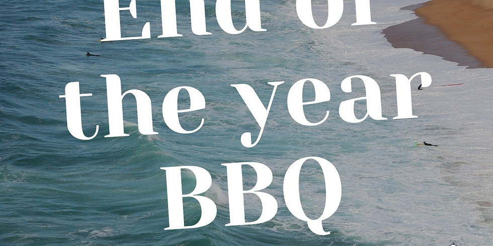 End of the Year BBQ