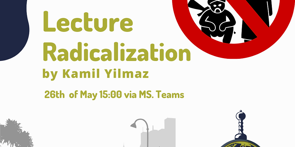 Guest Lecture-Radicalization