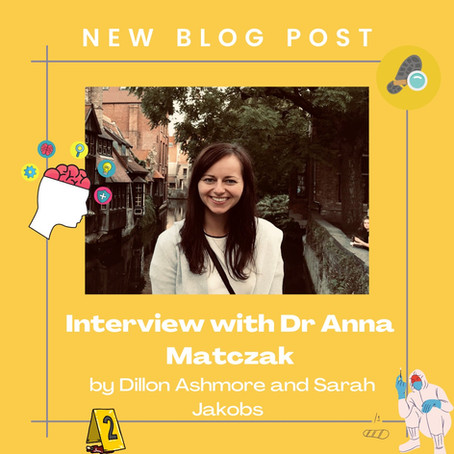 Interview with Dr Anna Matczak