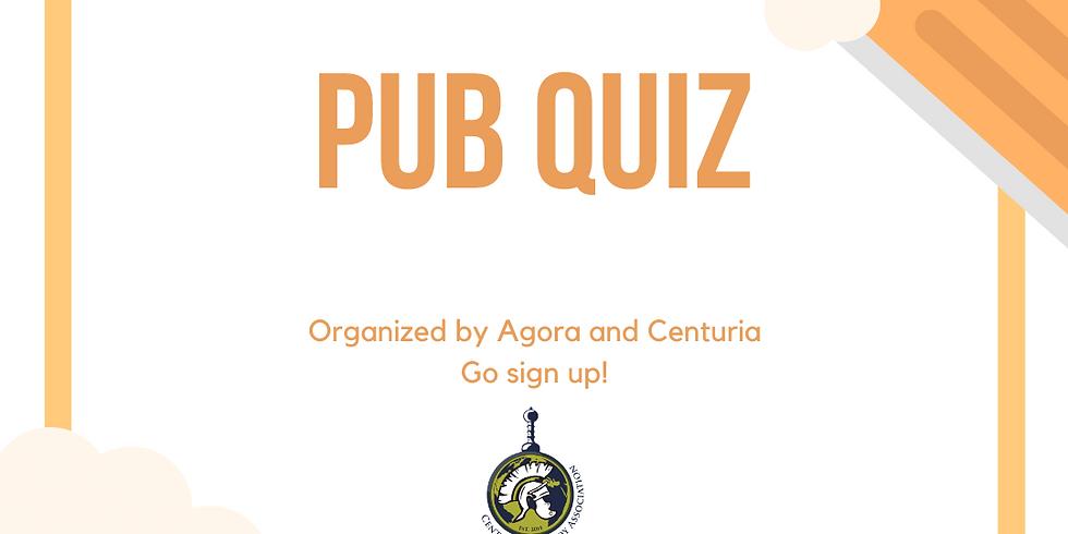 Pub Quiz Centuria VS. Agora