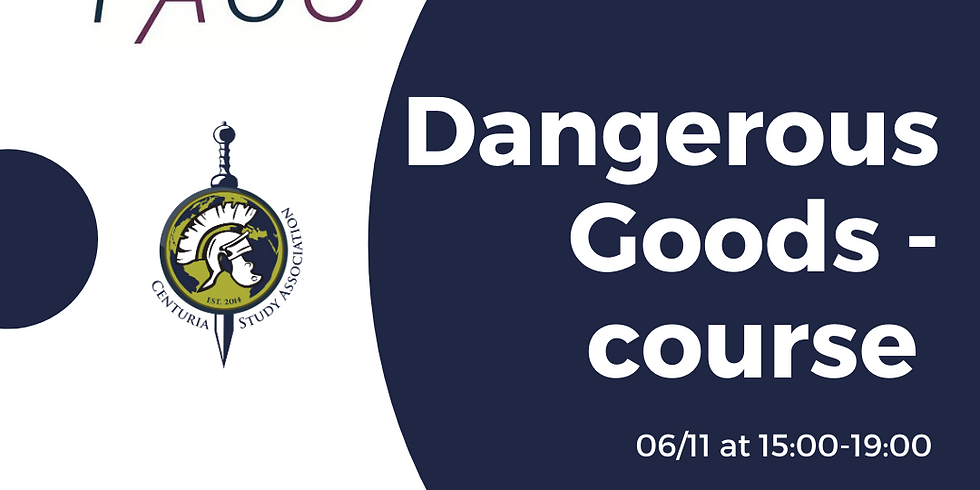 Dangerous Goods - Course