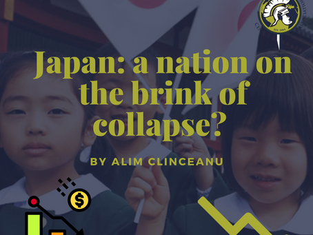 Japan: a nation on the brink of collapse?