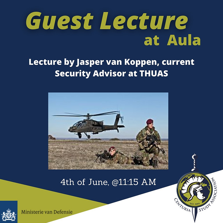Guest Lecture-Ministry of Defence