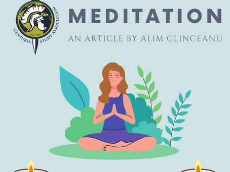 Meditation as a tool of self-improvement