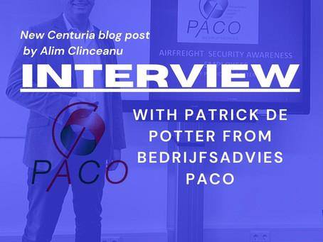 Interviewing Patrick de Potter, former Health & Safety manager of Tesla's European branch