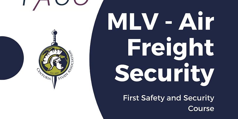 MLV - Air Freight Security Course