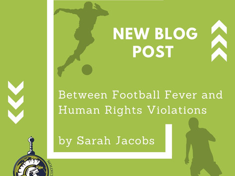 Between Football Fever and Human Rights Violations