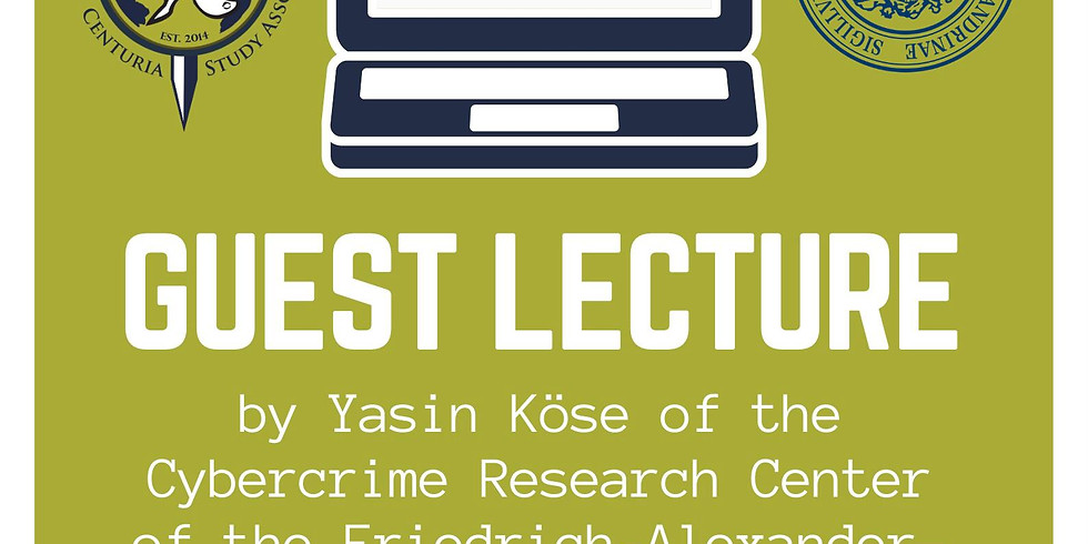Guest Lecture-Cybercrime