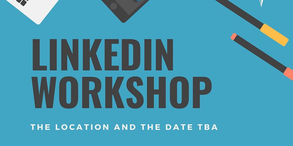 LinkedIN Workshop/SSMSociety