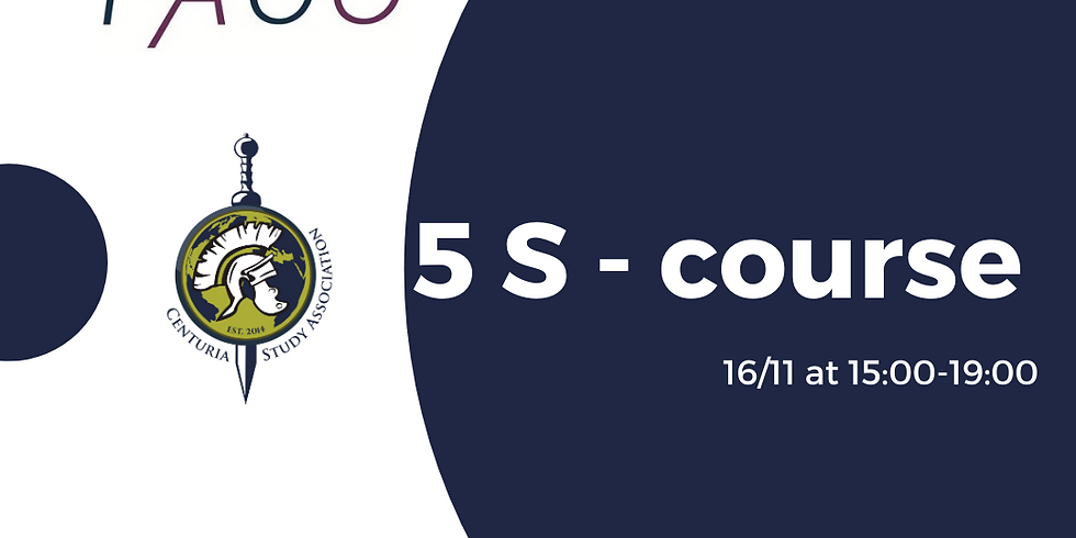 5 S - Course