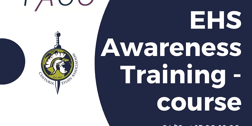 EHS Awareness - Course
