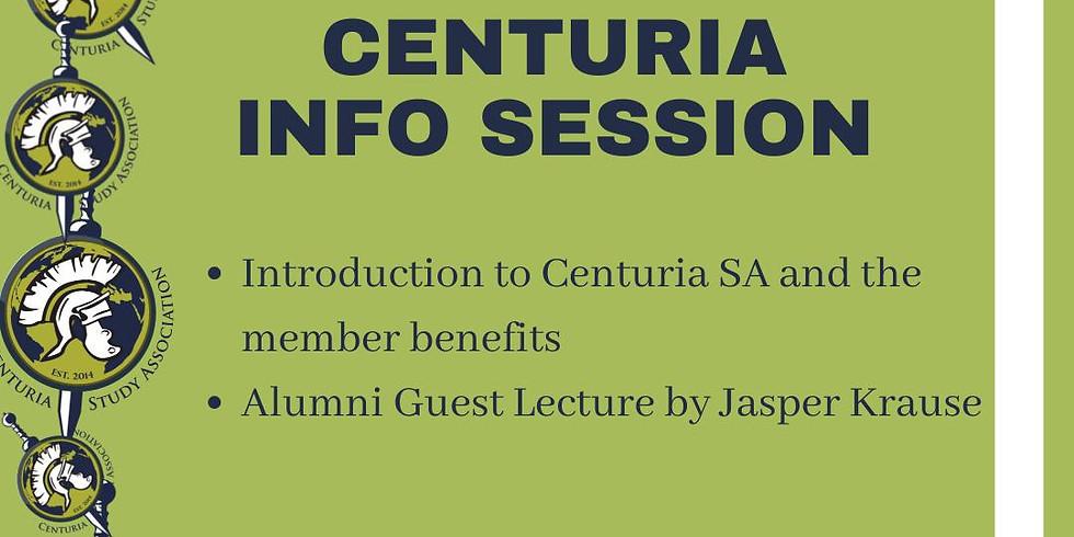 Centuria Info Session