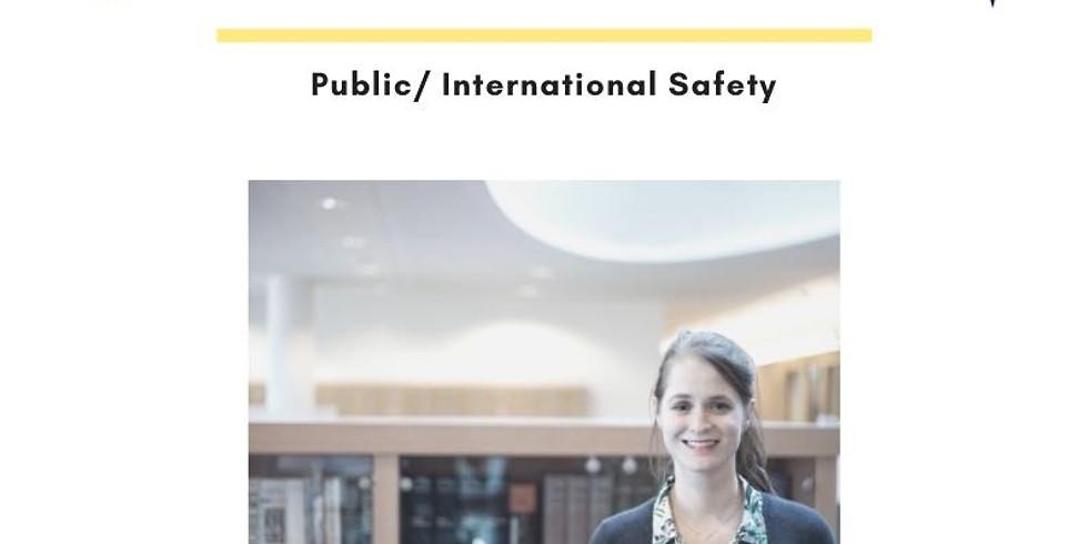 Alumni Guest Lecture Series: Part 3 - Public Safety